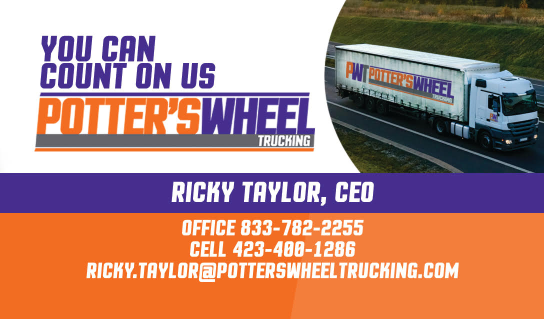Owner Operator Program – Potters Wheel Trucking